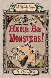 Here Be Monsters Cover