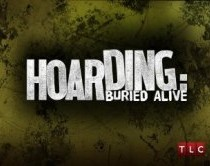 Hoarding Buried Alive Intertitle