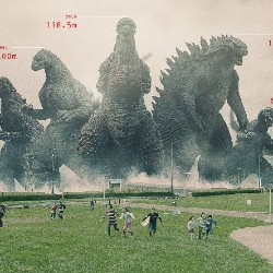 Godzilla from the Movies to Print and Back
